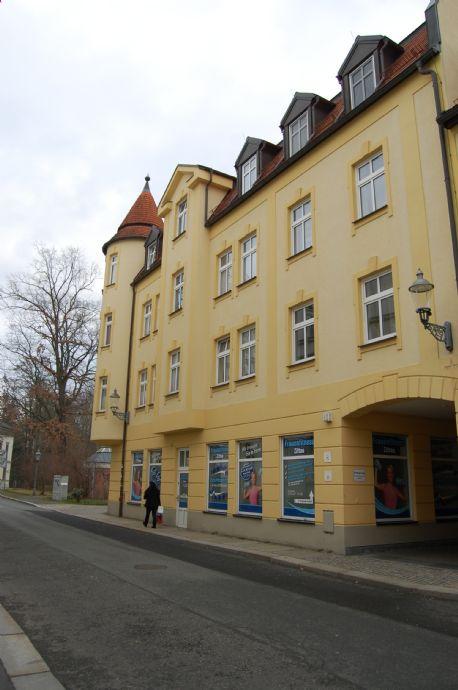 2-Raum Eigentumswohnung mit Balkon mitten in Zittau.