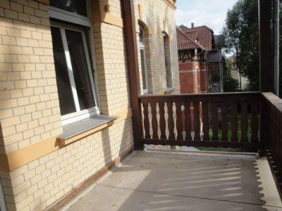 ... mit großem Balkon in Süd-Westausrichtung