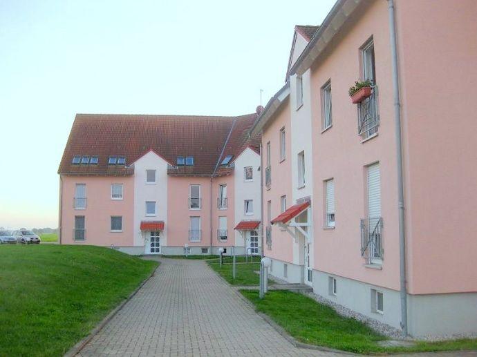 3-RW, Hochparterre, Balkon West-Seite, ruhige Lage, in 10 Min mit dem PKW im Zentrum von Leipzig