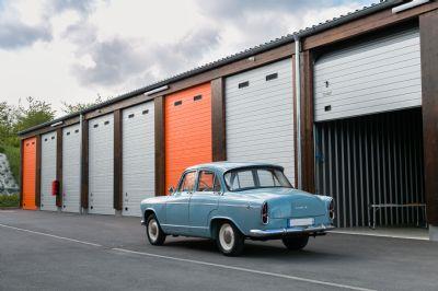 Wolfsburg Garage, Wolfsburg Stellplatz