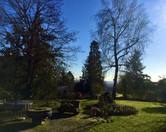 Verkauft! Georgenborn toller Bungalow auf traumhaftem Südwest-Grundstück