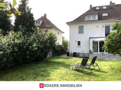 Stilvolles Einfamilienhaus mit tollem Gartengrundstück
