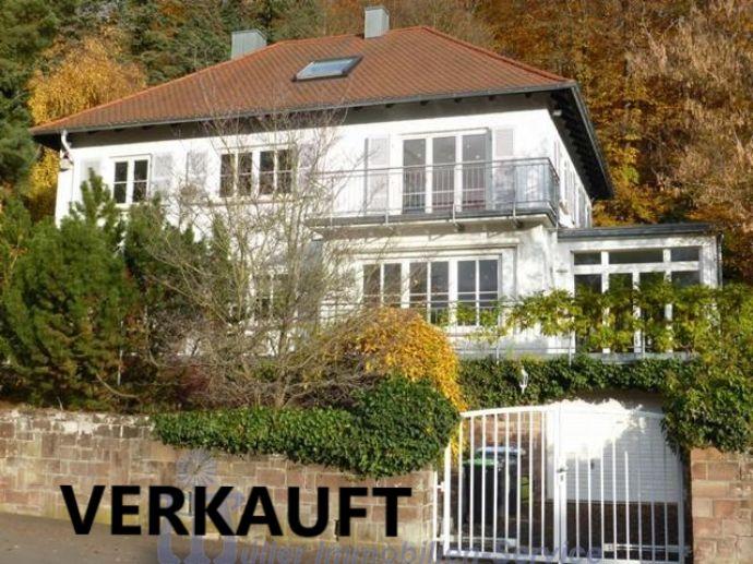 Repräsentatives Villenanwesen in Toplage von Homburg