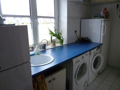 HWR- Zugang zur Küche