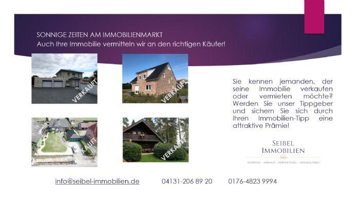 Dahlenburg - 4 Zimmerwohnung mit Balkon