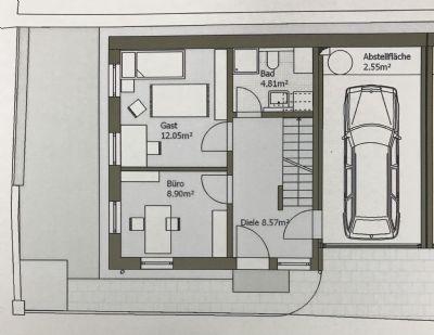 Nette Nachbarn gesucht - ruhig gelegene Doppelhaushälfte 6 Zimmer - Garage -