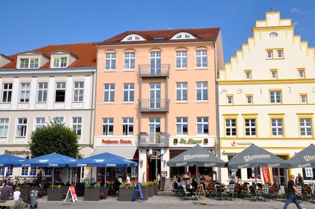 Großzügige Whg am historischen Marktplatz