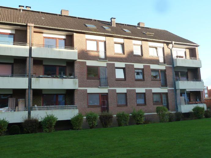 Schöne 2,5 Zi.-Wohnung mit Balkon in Preetz zu vermieten