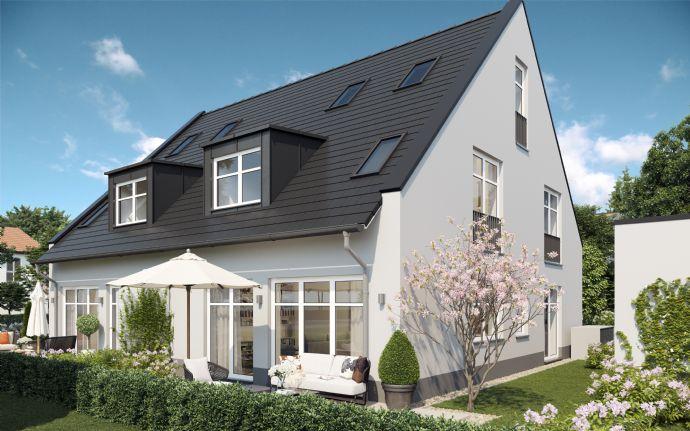 Neubau: Doppelhaushälfte in Top-Wohnlage