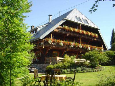 Urlaub im typischen Schwarzwaldhaus Panoramablick  -  Wohnung 3