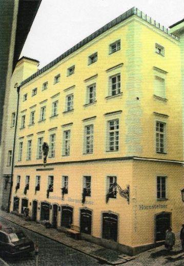 3- Zi.-Wohnung in Passau Altstadt