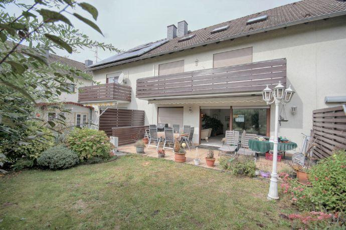 XL-RMH mit Wellness- und Partybereich am Obstwiesenrand in Maintal-Bischofsheim