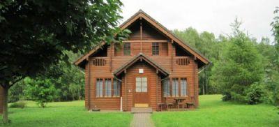 Ferienh.us - Holzhaus am Silbersee