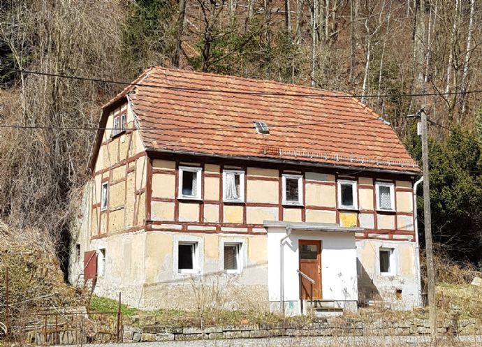 Porschdorf am Lachsbach