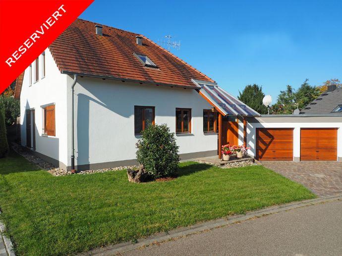 Das perfekte Familienhaus nahe Lörrach (4 km)