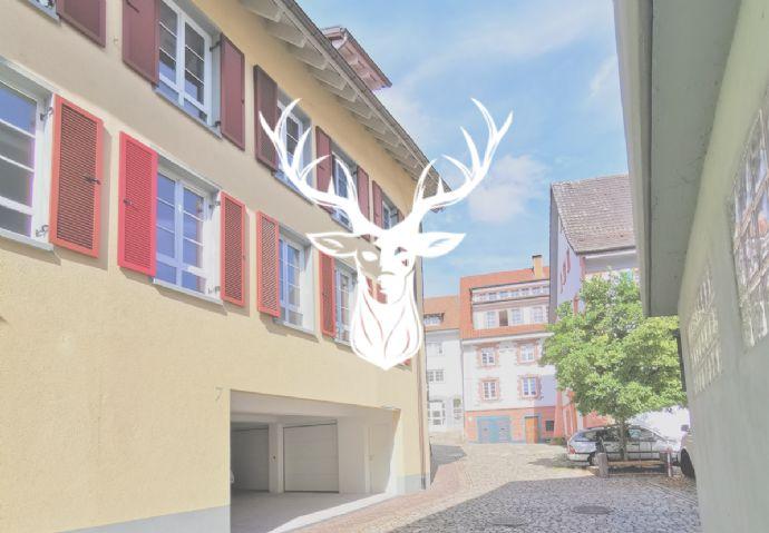 Stilvolle Wohnung mit ausgezeichneter Wohnqualität
