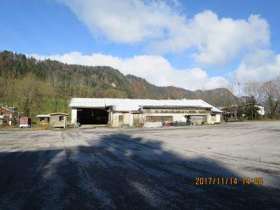 Walchsee Industrieflächen, Lagerflächen, Produktionshalle, Serviceflächen