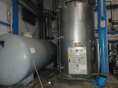 Kraftwerk - Abluftreinigung