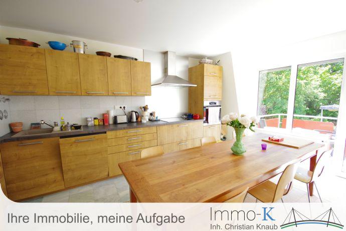 Exklusive Maisonette-Wohnung im Grünen mit hochwertiger Innenaustattung