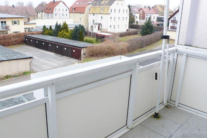 Gemütliche 3-Zimmerwohnung mit Balkon und EBK