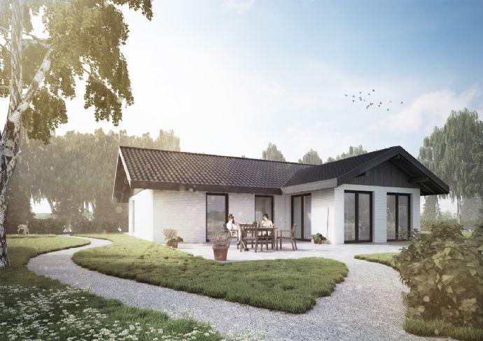 Wohnen auf einer Ebene! Neubau Jütlandhaus Typ 120 in Ascheberg! Nahe am großen Plöner See