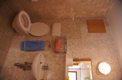 WC auf dem Hauptstockwerk