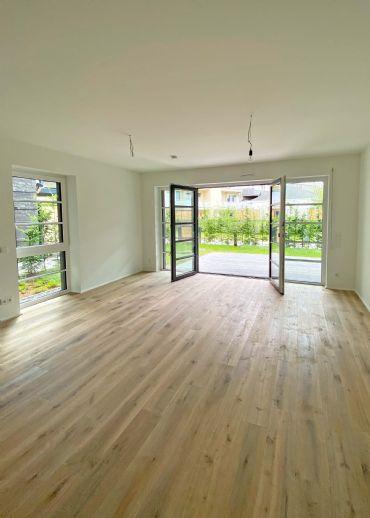 Gartenwohnung einmalig zentral & ruhig: Schöne 3-Zim.-Wohnung, 2 Terrassen in Düsseltal/Zooviertel