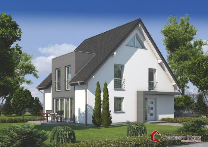 Neubau in Bad Oeynhausen - Lohe - Wir bauen für Sie Ihr Massivhaus nach Ihren Wünschen
