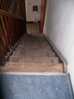 Treppe 1. OG - 2. OG