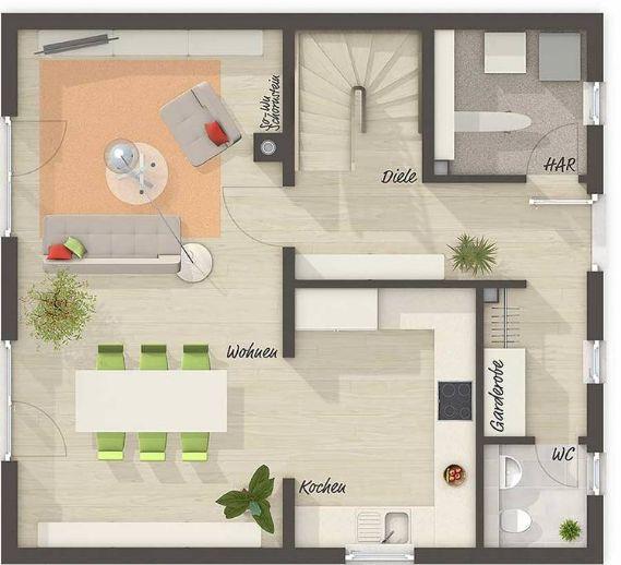 100 Qm Sinnvoll Genutzt Einfamilienhaus Stallwang 2by3w4q