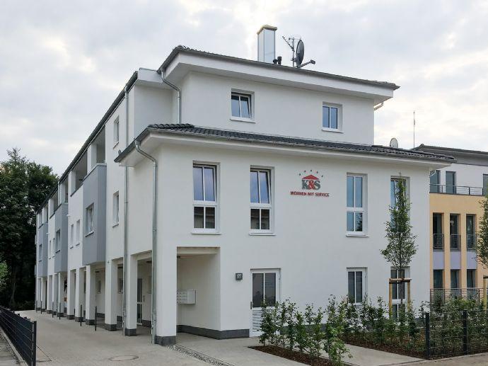 Wunderschönes 2-Zimmer-Apartment Wohnen mit Service
