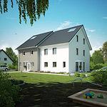 Großzügige Doppelhaushälfte beim Bodensee