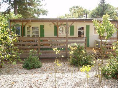 Luxus Familie Mobilheim / Chalet auf Rekreation park de Schatberg
