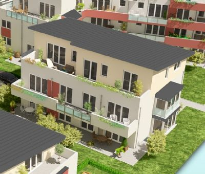 haus mitte 3 zimmer wohnung mit s d ost garten wohnung rosenheim 2cxfk44. Black Bedroom Furniture Sets. Home Design Ideas