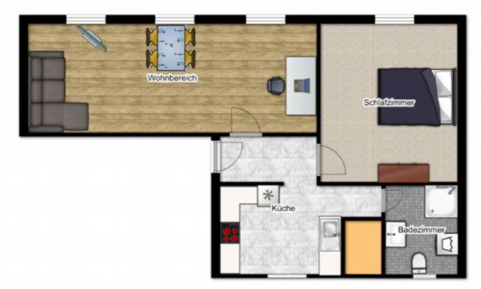Wohnung gesucht Diese 2 5-Raum-Wohnung