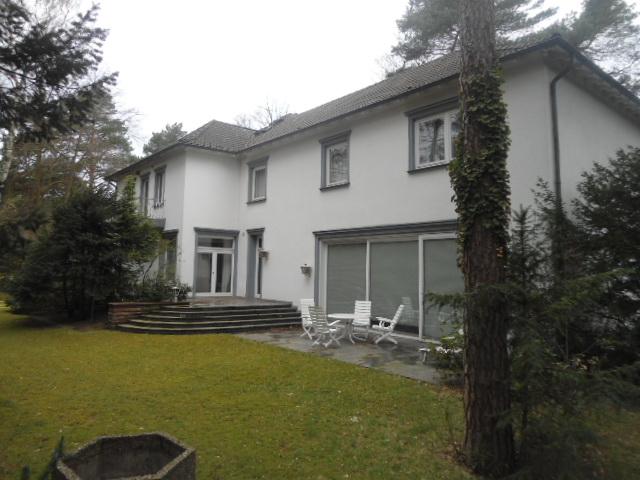 Villa mit großem Baugrundstück in Berlin - Grunewald