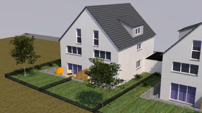 DHH mit 150 m² Wohnfläche in Top - Lage, mit Keller, Terrasse