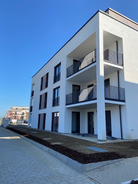 Moderne Neubau-Wohnung in genialer Lage