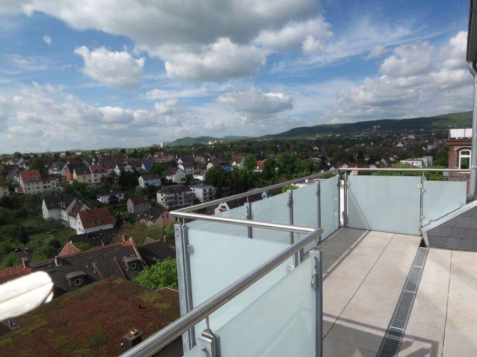 Balkon + Blick