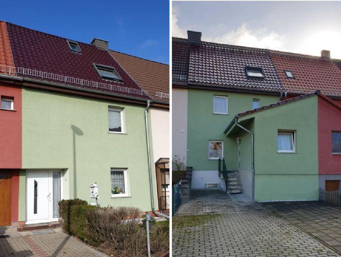 Saniertes Reihenmittelhaus in Senftenberg