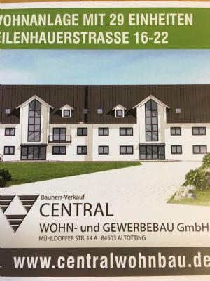 """Hochwertige Wohnanlage in Altötting """"Nördlich der Holzhauser Str."""""""