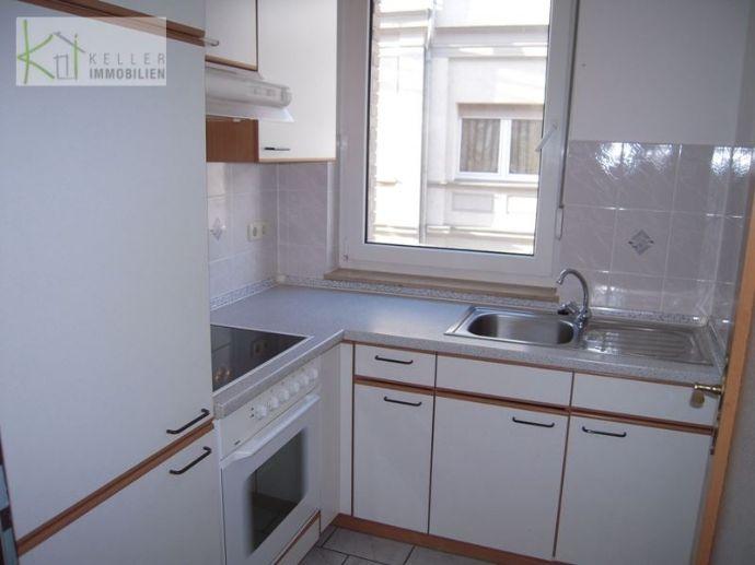 Einbauküche inkl. - kleine ruhig gelegene 2-Wohnung mit ...