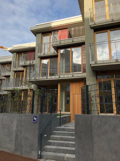 Neubau: Stadthaus in Sendling-Westpark