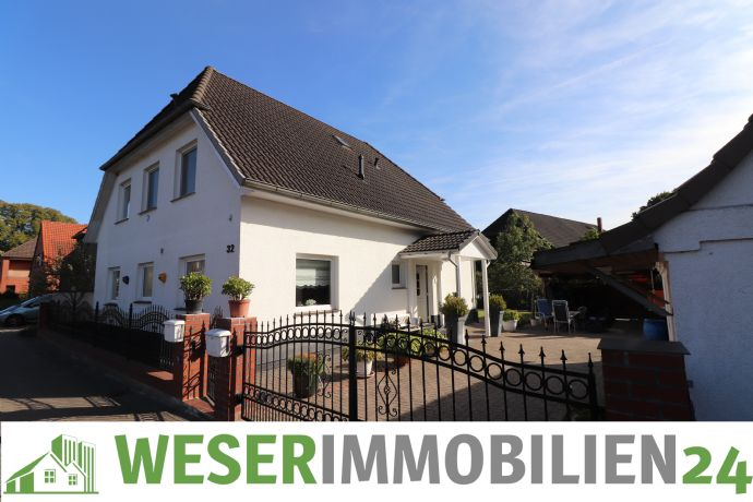 OTTERSBERG: Freistehendes Zweifamilienhaus - ideal für Familien und Anleger