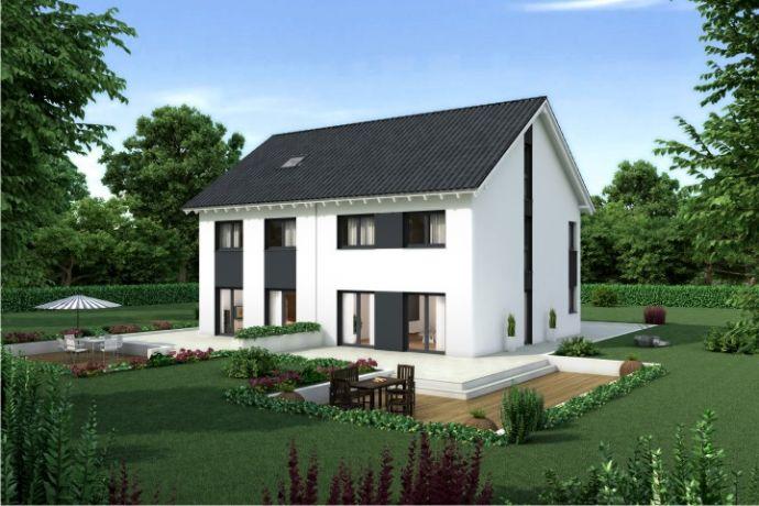 Modernes Wohnen im Herzen von Halver mit Dachterrasse und Garten
