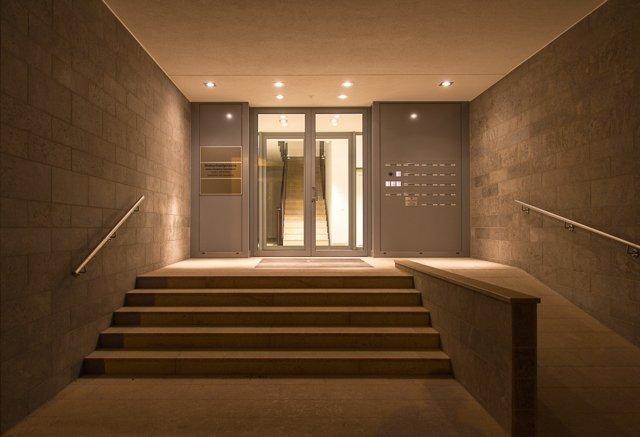 4-Zimmer mit PRIVATGARTEN und Südausrichtung // NEUBAU im LEIPZIGER SÜDEN mit KfW 55 + ERDWÄRME | BARRIEREFREI | SEENÄHE | LIFT | TIEFGARAGE