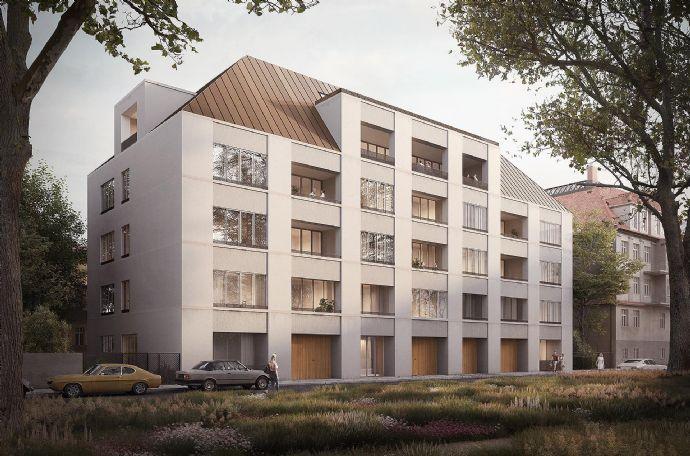 Kolberger 5 - repräsentative Dachterrassenwohnung im