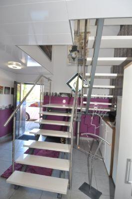 Eingang Treppe