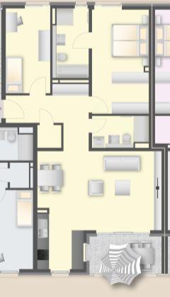 Wohnung gesucht? Diese 3-Raum-Wohnung sucht neue Mieter!