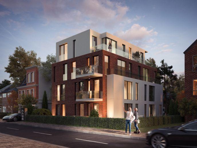NEUBAUPROJEKT - BS77 - 2 ZIMMER DESIGNWOHNUNG - Wohnungen von 60-117qm - MIT DESIGNORIENTIERTER ARCHITEKTUR UND INNENAUSSTATTUNG